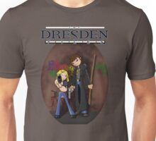 Dresden Files - Harry and Murph Unisex T-Shirt