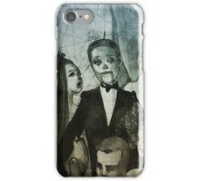 The Ventriloquist  iPhone Case/Skin