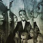 The Ventriloquist  by John Dicandia  ( JinnDoW )