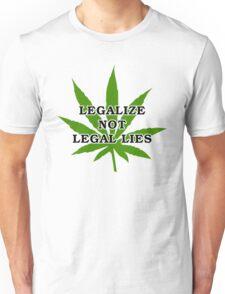 Legalize it Unisex T-Shirt