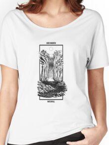 Waterfall T-Shirt Women's Relaxed Fit T-Shirt