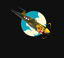 Aleutian Flying Tigers P-40  Unisex T-Shirt
