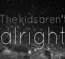 FOB - The Kids Aren't Alright by killthemel