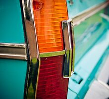 EH Holden Taillights by Kellie Metcalf