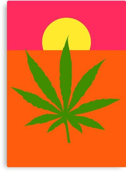 Marijuana by MarijuanaTshirt