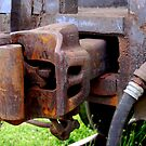 Rusty Coupler by Phil Campus