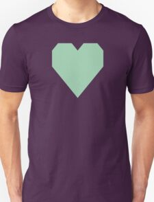 Turquoise Green  Unisex T-Shirt