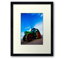 Primary : 2 Framed Print
