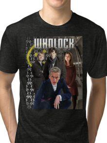 Wholock Tri-blend T-Shirt