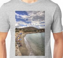 The Beach at Pondamos Unisex T-Shirt