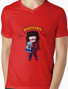 Garnet is Made of Love Mens V-Neck T-Shirt