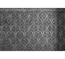 Spanish Wall Pattern 2 Photographic Print