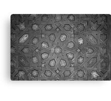 Spanish Ceiling Pattern 2 Canvas Print