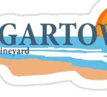 Edgartown - Martha's Vineyards. Sticker