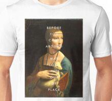 pvris / da vinci / one love Unisex T-Shirt