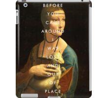 pvris / da vinci / one love iPad Case/Skin