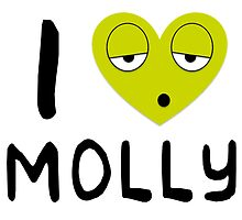 I love molly by TheLaw61
