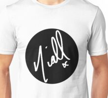 Niall Horan Signature - White Unisex T-Shirt