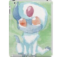 Baby Absol iPad Case/Skin