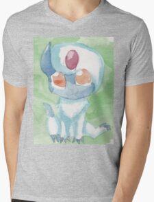 Baby Absol Mens V-Neck T-Shirt