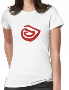True Detective Spiral Womens Fitted T-Shirt