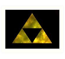Triforce Art Print