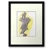 Lord Death Framed Print