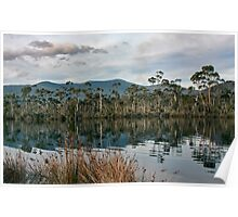 Along the Huon Poster