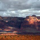 Vermillion Cliffs by Gregory Collins