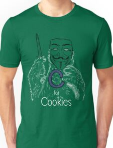 C for Cookie T-Shirt