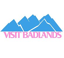 Visit Badlands by emijanelle