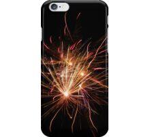 Neon Fireworks iPhone Case/Skin