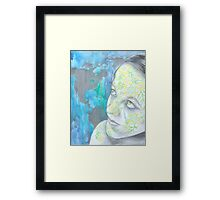 The Beauty Of It All Framed Print