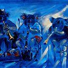Koala jazz by Brian Tisdall