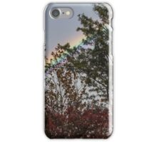 arc-en-abres iPhone Case/Skin
