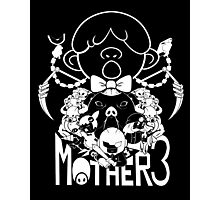 Mother 3 Porky army  Photographic Print