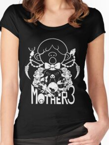 Mother 3 Porky army  Women's Fitted Scoop T-Shirt