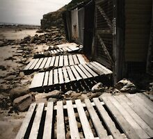 Pinhole Boatsheds by DaniSpinks