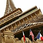 Eiffel Tower by jamsicle