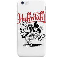 Huff 'n' Puff iPhone Case/Skin