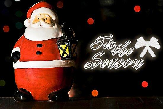 Santa by Ryan Carter