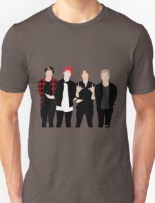5SOS Silhouettes T-Shirt