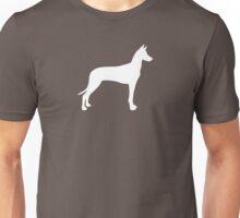 Pharaoh Hound Silhouette(s) Unisex T-Shirt
