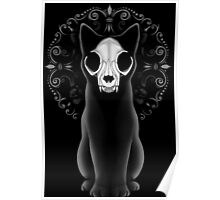 Le Chat Mort - Dead Cat Poster