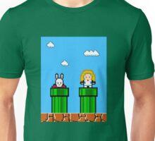 8-Bit Alice Unisex T-Shirt