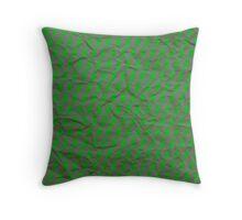 Rupee Pattern Throw Pillow