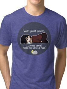 Nap Time! V2 Tri-blend T-Shirt
