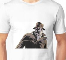 Rorschach from Watchmen Unisex T-Shirt