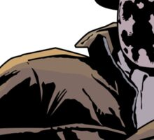 Rorschach from Watchmen Sticker