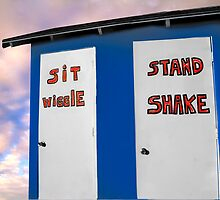 """Potty Dance"" - Sit and Wiggle, Stand and Shake by John Hartung"